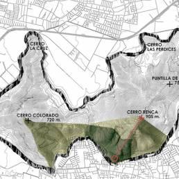 Mapa Cerro Renca